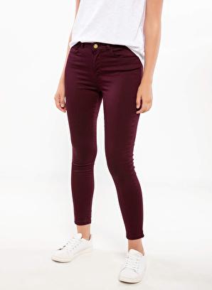 DeFacto Anna Yüksek Bel Super Skinny Fit Pantolon
